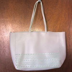 Gray tote bag - NWT
